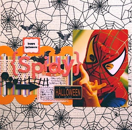L032: SPIDY