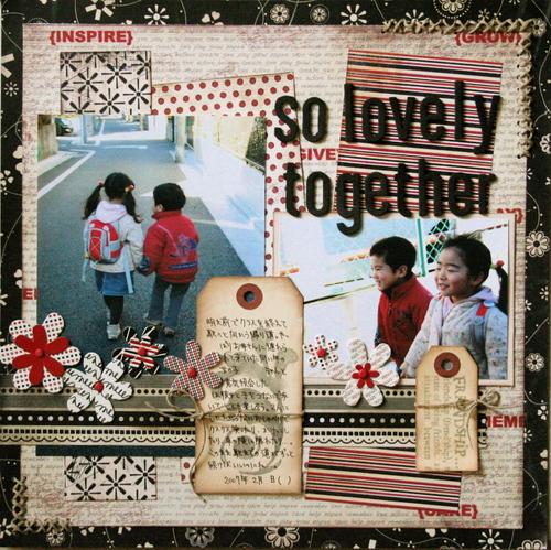 L021: So Lovely Together