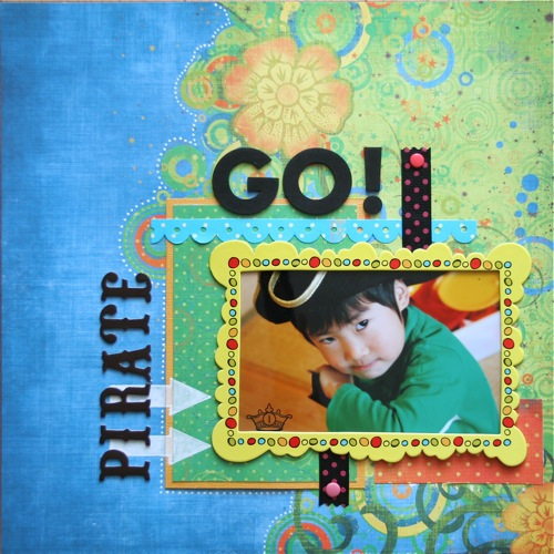 L041: Go Pirate