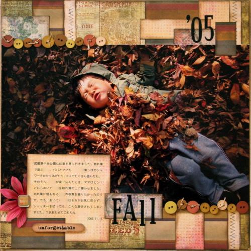 L001: '05 Fall