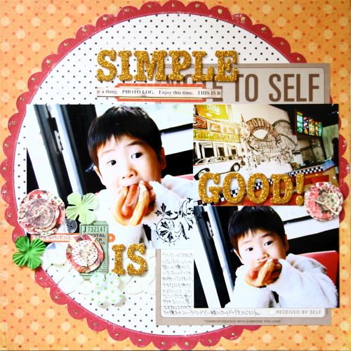 L039: Simple Is Good
