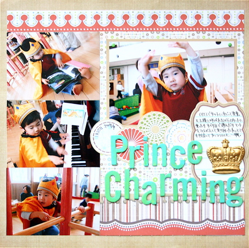 L016:Prince Charming
