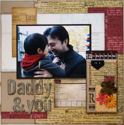 L015: Daddy & You