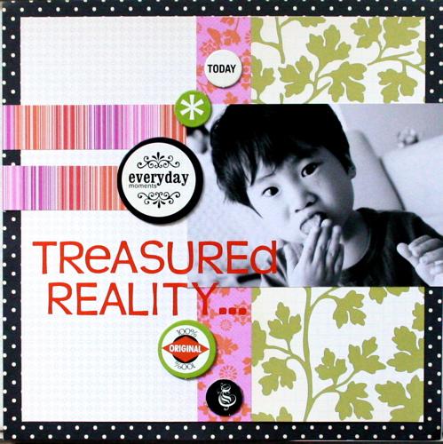 L025: Tresured Reality