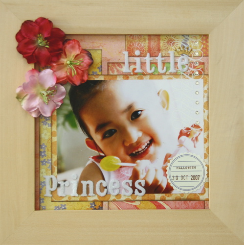 Mis021:Little Princess